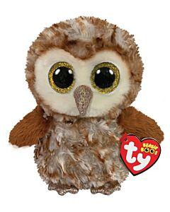 Ty Beanie Boos: Percy - Barn Owl (Regular)