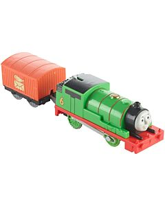Thomas & Friends: TrackMaster™ Motorized Engine - Percy (3Y+) - 15% OFF!!