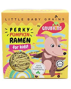 Little Baby Grains: Perky Pumpkin Ramen for Kids - 12% OFF!!