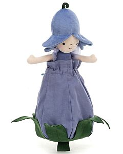 Jellycat: Petalkin Doll Bluebell (28cm)