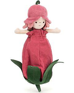Jellycat: Petalkin Doll Rose (28cm)