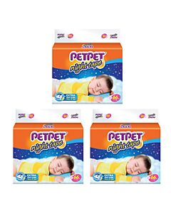 Pet Pet Night Tape - S66 (3-7kg) x 3 *One Carton*