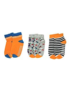 Wonder Child Collection - 3pk Socks (12-18m) - 10% OFF!