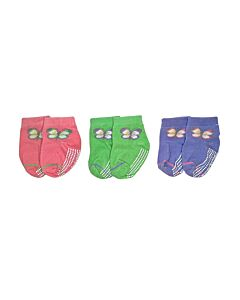 Wonder Child Collection - 3pk Socks (6-12m) - 10% OFF!