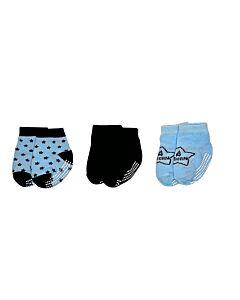 Wonder Child Collection - 3pk Socks (18-24m) - 10% OFF!