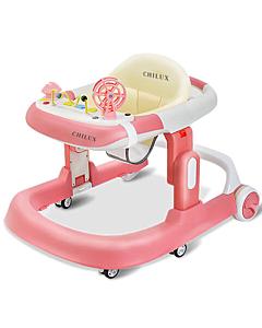 CHILUX Walk S Baby Walker (6-18 months) - Pink