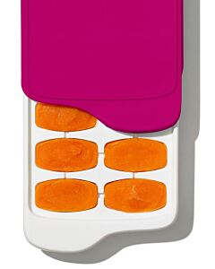 OXO TOT: Baby Food Freezer Tray with Lid (Pink) - 20% OFF!!