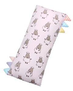Baa Baa Sheepz: Bed-Time Buddy Big Sheepz Pink with Color & Stripe Tag (Jumbo) - 10% OFF!!