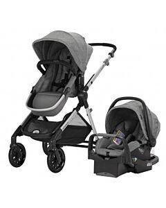 Evenflo Travel System Stroller Pivot Xpand™ (EV0179B/51H) - Pern - 37% OFF!!