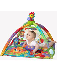 Playgro Woodlands Music & Light Projector Gym - 32% OFF!!