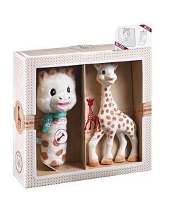 Sophie La Girafe Sophiesticated Pouet Rattle Set