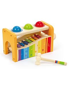 Hape Toys: Pound and Tap Bench (12+ Months) - 15% OFF!!