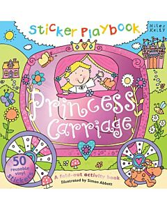 Vinyl Sticker Playbook - Princess Carriage