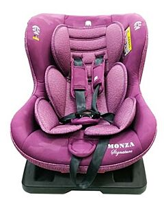 Meinkind: Monza Signature Convertible Car Seat - Purple Red - 53% OFF!!