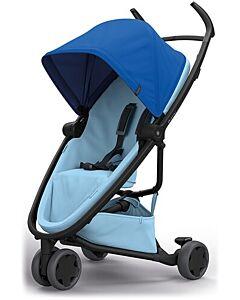 Quinny Zapp Flex Stroller | Blue on Sky - 30% OFF!! + FREE!! Maxi Cosi Cabriofix Travel System