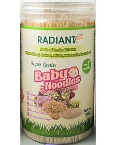 Radiant Super Grain: Baby Noodles 300g (7+ Months) - 16% OFF!!