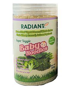Radiant Super Veggie Baby Noodle 300g