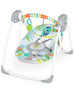 Bright Starts: Rainforest Vibes™ Portable Swing