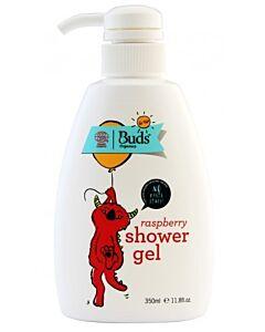 Buds For Kids: Raspberry Shower Gel 350ml - 15% OFF!