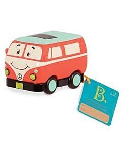 B.Toys: Mini Wheeee-ls! - Groovy Patootie (Retro Van) - 10% OFF!!