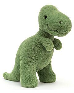 Jellycat: Fossilly T-Rex - Medium (28cm)