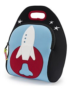 Dabbawalla: Lunch Bag - Space Rocket - 15% OFF!!