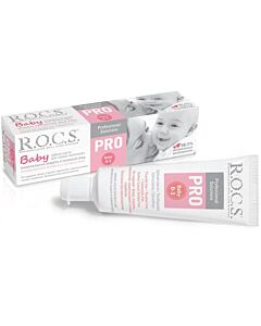 R.O.C.S. Toothpaste: Pro Baby Mineral Protection Mild