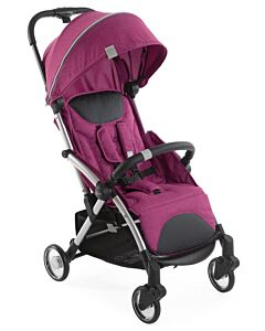 CHICCO Goody Plus AutoFold Compact Stroller - Rose (FREE Rain Cover) - 35% OFF!!