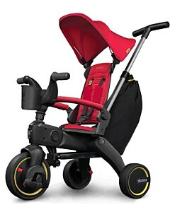Doona Liki S3 Trike [Red] | The World's Most Compact Folding Trike - Limited Edition