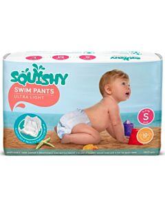 Squishy Disposable Swim Pants - S (6 - 11kg)(10 pieces)