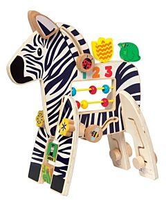 Manhattan Toy: Safari Zebra (12+ Months) - 20% OFF!!