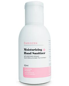 Chriszen Moisturizing Hand Sanitizer (Flip) 50ml - 20% OFF!!