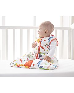 Grobag: 1.0 Tog - Save The Day (6 - 18 months) - 16% OFF!!