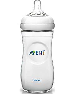 AVENT: Bottle Natural 330ml/11oz - Natural 2.0 (Ext. Soft Teat) - 28% OFF!!