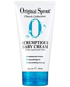 Original Sprout: Classic Collection - Scrumptious Baby Cream 4oz/118ml - 10% OFF!!