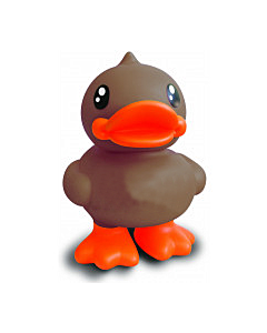 SEMK: B.Duck Banker - Charcoal (16cm)