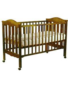 Seni Daya: 4 in 1 Convertible Baby Cot (865) (Choose white/brown) - 30% OFF!!