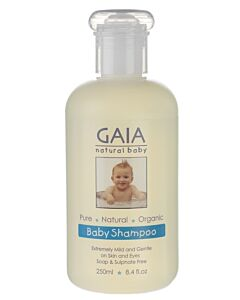 GAIA Baby Shampoo 250ml - 43% OFF!!