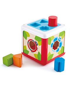 Hape Toys: Shape Sorting Box (12+ Months) - 5% OFF!
