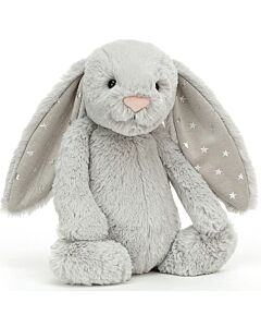 Jellycat: Bashful Shimmer Bunny - Medium (31cm)