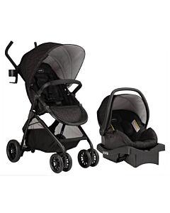 Evenflo Travel System Stroller Sibby™ (EV0316A/31W1-EFCC) - Charcoal - 35% OFF!
