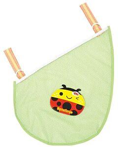 Naforye: Side Bar Storage Pouch - Green (Ladybug) - 10% OFF!