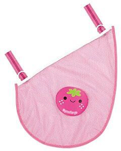 Naforye: Side Bar Storage Pouch - Pink (Strawberry) - 10% OFF!!