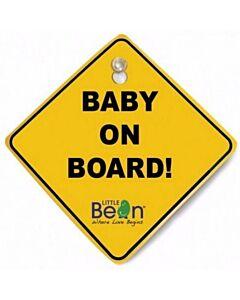 Little Bean: Baby On Board