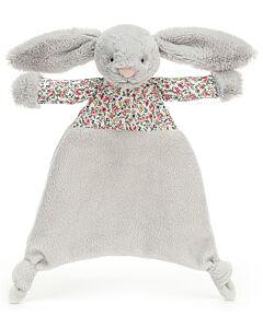 Jellycat: Blossom Silver Bunny Comforter (25cm)