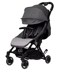 Tavo Basic Edge R Stroller - Silver Grey - 31% OFF!!