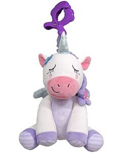 Simple Dimple Unicorn Musical Pull String Toy [Purple] - 17% OFF!!