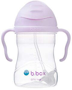 B.Box: Sippy Cup 240ml/8oz | Boysenberry (6+ Months) - 20% OFF!!