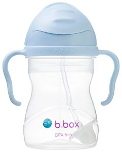 B.Box: Sippy Cup 240ml/8oz | Bubblegum (6+ Months) - 20% OFF!!