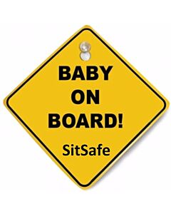 SitSafe Baby on Board